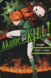 [Akame Ga Kill!: Volume 8 (Product Image)]