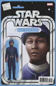 [Star Wars #48 (Christopher Action Figure Variant) (Product Image)]