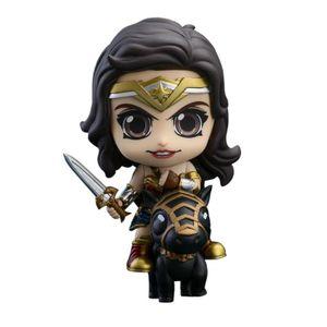 [Wonder Woman: Cosbaby Set: Wonder Woman & Horse (Product Image)]