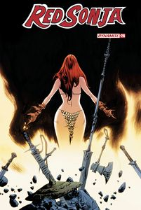 [Red Sonja #26 (Cover A Lee) (Product Image)]