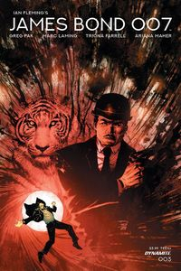 [James Bond: 007 #3 (Cover B Tan) (Product Image)]