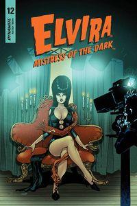 [Elvira: Mistress Of Dark #12 (Castro Bonus Variant) (Product Image)]