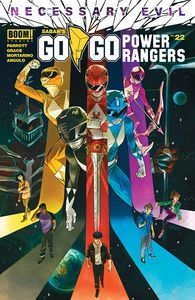 [Go Go Power Rangers #22 (Cover A Main Shavrin) (Product Image)]