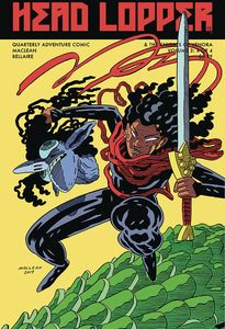 [Head Lopper #12 (Cover A Maclean) (Product Image)]