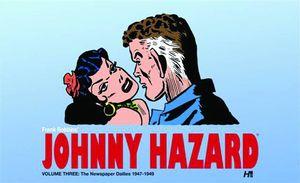 [Johnny Hazard Dailies: Volume 3: 1947-1949 (Hardcover) (Product Image)]