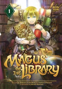 [Magus Of The Library: Volume 1 (Product Image)]
