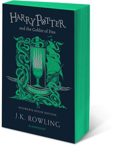 [Harry Potter & The Goblet Of Fire (Slytherin Edition) (Product Image)]