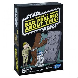 [Star Wars: Party Game: I've Got A Bad Feeling About This (Product Image)]