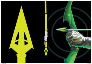 [Absolute Green Arrow: By Kevin Smith (Hardcover) (Product Image)]