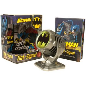 [Batman: Die-Cast Bat-Signal (Hardcover) (Product Image)]