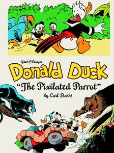 [Walt Disney's Donald Duck: Volume 6: Pixilated Parrot (Product Image)]