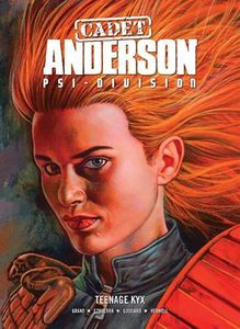 [Cadet Anderson: Teenage Kyx (Signed Edition) (Product Image)]