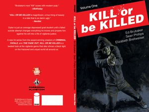[Kill Or Be Killed: Volume 1 (Forbidden Planet Exclusive Signed Mini Print Edition) (Product Image)]