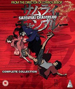 [Samurai Champloo: Collection (Blu-Ray) (Product Image)]