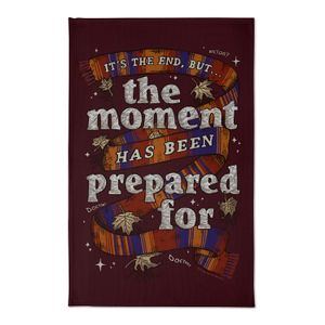 [Doctor Who: Anniversary Collection: Tea Towel: It's The End... (Product Image)]