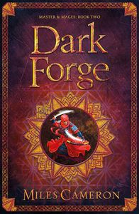 [Masters & Mages: Book 2: Dark Forge (Signed Edition) (Product Image)]