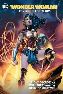 [Wonder Woman Through The Years (Hardcover) (Product Image)]