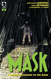 [Mask: I Pledge Allegiance To The Mask #3 (Cover B Johnson) (Product Image)]