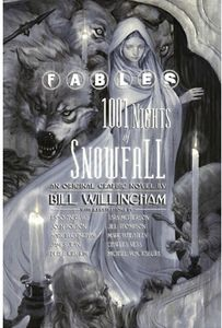 [Fables: 1001 Nights Of Snowfall (Product Image)]