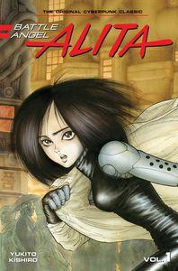 [Battle Angel Alita: Volume 1 (Product Image)]