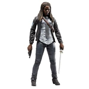 [Walking Dead: TV: Series 9 Action Figures: Constable Michonne (Product Image)]