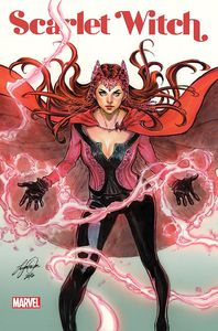 [Scarlet Witch By James Robinson: The Complete Collection (Product Image)]