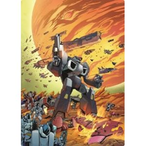 [Savage Worlds: Robotech: Into The Void: A Sentinels & Shadow Chronicles Saga (Product Image)]