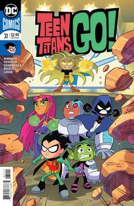 [Teen Titans Go #31 (Product Image)]