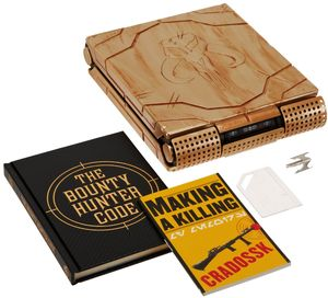 [Star Wars: The Bounty Hunter Code (Deluxe Hardcover) (Product Image)]
