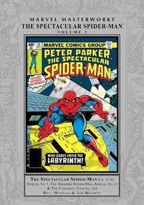 [Marvel Masterworks: Spectacular Spider-Man: Volume 3 (Hardcover) (Product Image)]