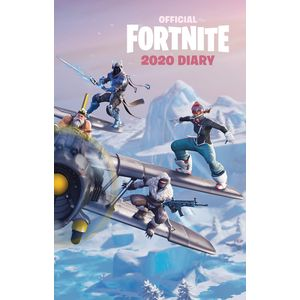 [Fortnite: Official 2020 Diary (Product Image)]