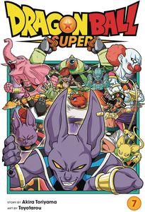 [Dragon Ball Super: Volume 7 (Product Image)]