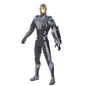 [Avengers: Endgame: Titan Hero Power FX Action Figure: Tech Iron Man (Product Image)]