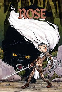 [Rose #9 (Cover D Angell) (Product Image)]