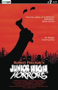[Junior High Horrors #7 (Cover B Children Of Corn Parody) (Product Image)]
