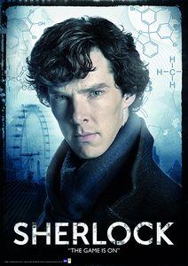 [Sherlock: Poster: Close (Product Image)]
