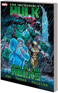 [Incredible Hulk: Volume 2: Fall Of The Hulks (Product Image)]