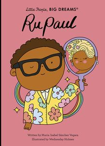 [Little People, BIG DREAMS: RuPaul (Product Image)]