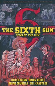 [Sixth Gun: Sons Of The Gun (Product Image)]