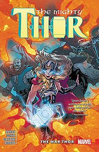 [Mighty Thor: Volume 4: War Thor (Product Image)]