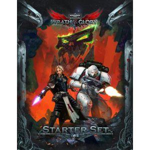[Warhammer 40K: Wrath & Glory: Starter Set (Product Image)]