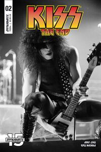 [Kiss: The End #2 (Cover D Photo) (Product Image)]