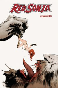 [Red Sonja #22 (Cover A Lee) (Product Image)]
