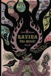 [Ravina The Witch? (Signed Mini Print Edition - Hardcover) (Product Image)]