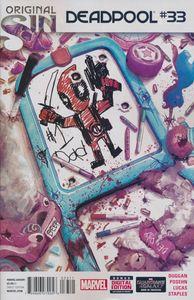 [Deadpool #33 (Product Image)]