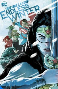 [Justice League: Endless Winter (Hardcover) (Product Image)]