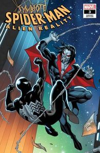 [Symbiote Spider-Man: Alien Reality #3 (Ron Lim Variant) (Product Image)]