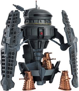 [Doctor Who Figurine Collection Special #21: Dalek Battle (Product Image)]