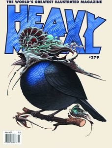 [Heavy Metal #279 (Cover A Mitchell & Horkey) (Product Image)]
