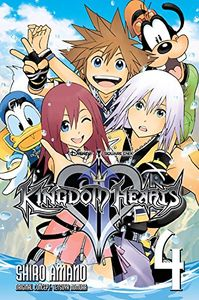 [Kingdom Hearts II: Volume 4 (Product Image)]